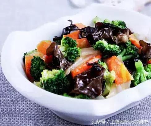 黑木耳的家常做法,好吃是一種幸福