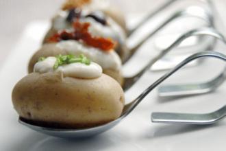 土豆升级作主食。图片来源于网络